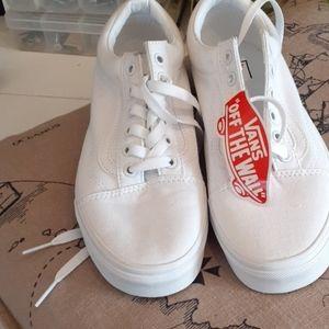 Brand new Van's canvas sneakers Unisex